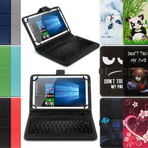 Hülle Tastatur Tasche für Lenovo Tab M10 FHD Plus 10.3 Tablet Schutzhülle QWERTZ