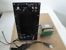 25/25 Watt Stereo audio mic preamp power Amplifier STK4141V w/ powerTransformer