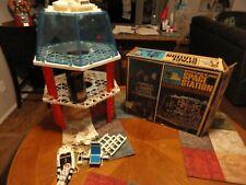 1966 MATTEL'S MAN IN SPACE SPACE STATION MAJOR MATT MASON SET