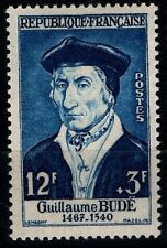 GRANDS HOMMES : Guillaume BUDE, Neuf * = Cote 4 € / Lot Timbre France 1066
