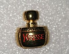 PIN'S ANCIEN PIN YVRESSE YVES ST LAURENT YSL NON CHANEL CHRISTIAN DIOR PARFUM
