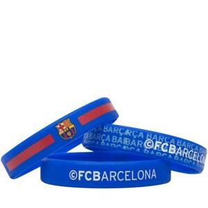 FC BARCELONA BRACELET BANDS *NEW*
