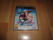 ★►ps3 juego AR Tonelico Qoga-knell of Air Ciel◄sony Playstation►game Play Pal/es