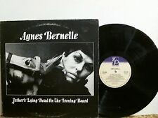 AGNES BERNELLE  Father's Lying Dead . . .    LP  German singer   RARE !