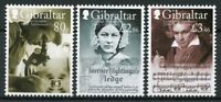 Gibraltar Famous People Stamps 2020 MNH Beethoven Florence Nightingale 3v Set