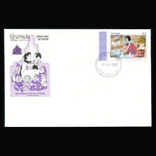 Grenada, FDC, Disney, Snow White & Seven Dwarfs, G105-9