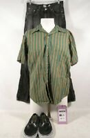 Remember Me Aidan (Tate Ellington) Movie Prop Costume Shirt Pants & Shoes