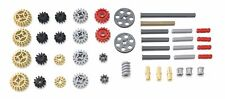 LEGO Technic Mindstorms NXT EV3 43 pieces bulk lot, gears, axles