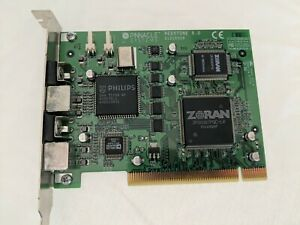 Pinnacle Systems 51010359 Redstone 5.0 PCI Controller Adapter Video Capture Card