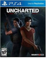 Uncharted Lost Legacy for PlayStation 4 [New PS4]