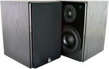 Roth Audio VA4 Active Speakers - Black Powered Compact Bluetooth 4 Loudspeakers