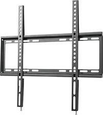 SCHWAIGER TV Wandhalterung bis 75 Zoll für LCD LED HD Fernseher max VESA 400x400