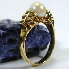 Anelli di lusso con perle Misura anello 16