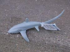 THRESHER SHARK detailed sealife underwater marine model fish replica toy 17 cm