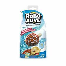 Robo Alive Robotic Pets Sea Turtle Fish Assorted Toy