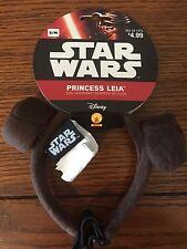 PET dog STAR WARS Princess Leia  DOG CAT HALLOWEEN COSTUME Cosplay Headband