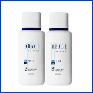 Obagi Medical Nu-Derm Face Toner 6.7 oz Pack of 2