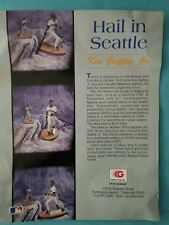 Gartlan U.S.A. - Ken Griffey Jr. Collector'S Series Brochure 1992