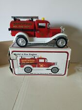 Eastwood Company Ford Model A Fire Engine # 13 1:25 Die Cast
