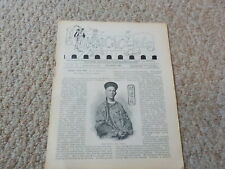 Chung Ling Soo Special Stayon Magazine 1902