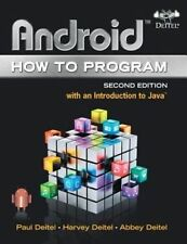 USED (GD) Android How to Program (2nd Edition) by Paul Deitel