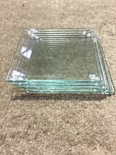 4mm Thick Glass Coasters