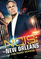 NCIS NEW ORLEANS - SEASON 3 - DVD - Region 1