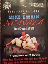 Judo/Jiu Jitsu Dvd By Swain(Rare) & Karo