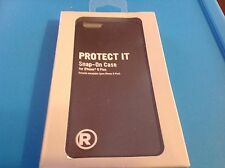 New RadioShack iPhone 6 Plus Black Hard Snap-on Case 1710710 11A14
