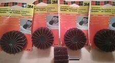 10 X 3M Scotch Brite Finishing Sander Medium 9415NA UK SELLER CHEAPEST on Here