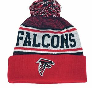 Atlanta Falcons Beanie Hat NFL One Size New No Tags