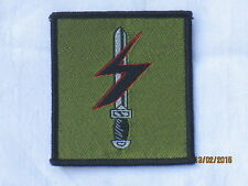 Special Forces Support Group , TRF, Patch, Abzeichen #1