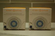 (2 Pack) Clarisonic Revitlaizing Cleansing Brush Head 100% Authentic