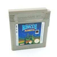 Rescue of princess blobette - Jeu Nintendo Game Boy - PAL FAH