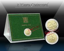 VATICAN 2 EURO 2018 ( Laocoon ) 2 euro Commemorative coin ( CoinCard ) *BU