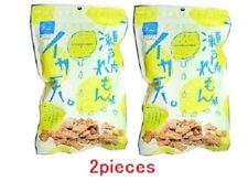 F/S Japanese SNACK CRACKER Squid as food & Lemon Made in Japan