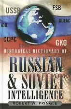 Historical Dictionary of Russian and Soviet Intelligence (Historical D-ExLibrary