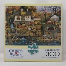 Buffalo Games Charles Wysocki  Olde Bucks County 300 Piece Jigsaw Puzzle