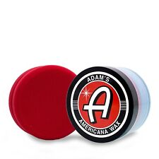 Adam's Polishes Adam's Americana Paste Wax - 6 oz
