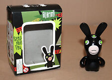 Rayman Raving Rabbids Mini Figure Black Ubisoft Wii Xbox 360 Nintendo DS PS2