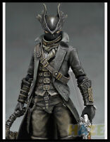 Figma 367 Hunter Bloodborne Action Figure PVC Doll Toy New In Box 15cm