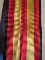 Nastro nastrino ribbon per medaglia campagna di Spagna 1936