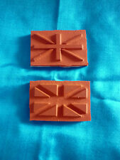 Union Jack Rubber Stamp Set