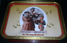 Normal Rockwell Cookie Special Edition Tin Plate Tray