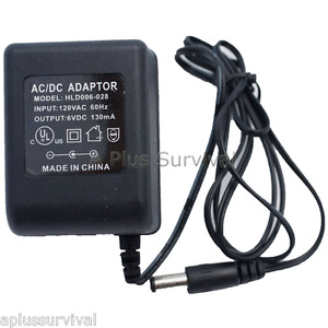 Charging Adapter for Voyager Solar Crank Battery Radio