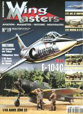 WING MASTERS 19 WW2 USN vs JAPAN_F-104C_A6M5_DOOLITTLE RAID_B-25B_Ki.67_H-21C_JA