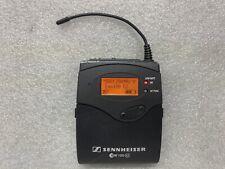 Sennheiser Ew 100 G3 Sk 100 Wireless Bodypack Transmitter 626-662 Mhz