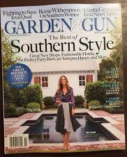 Garden & Gun Best Southern Style Bourbon Taste Test Oct/Nov 2015 FREE SHIPPING
