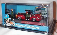 Michel Vaillant Vaillante Leader Gengus Khan New in Pack 1-43 scale