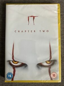 IT Chapter Two [2019] NEW SEALED DVD